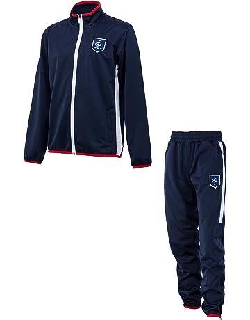 Equipe de FRANCE de football Survêtement FFF - Collection Officielle Taille  Enfant garçon 305dfe8fca7