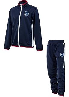 Equipe de FRANCE de football Survêtement FFF - Collection Officielle Taille  Enfant Garçon e60080a282c