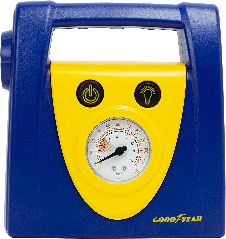 Goodyear God0007 Luftkompressor 120 Psi 3 5 Bar Auto