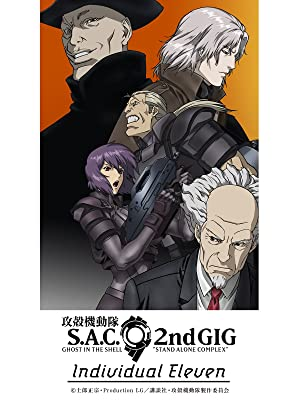 Ghost In The Shell Animation Order And Synopsis To View The Series Summary S A C Japanese Moe Net