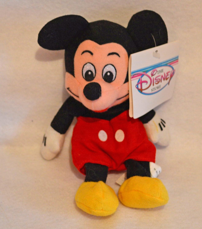 Disney 2 Pcs Plushes 18 Mickey Mouse Plush Doll /& Mickey Mouse Plush Backpack