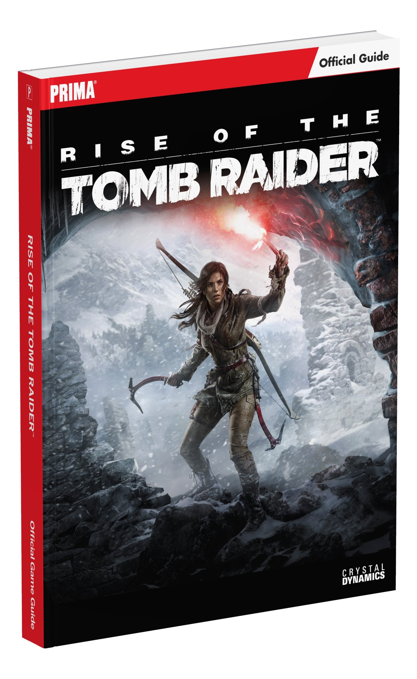 Rise Of The Tomb Raider Strategy Guide Pdf