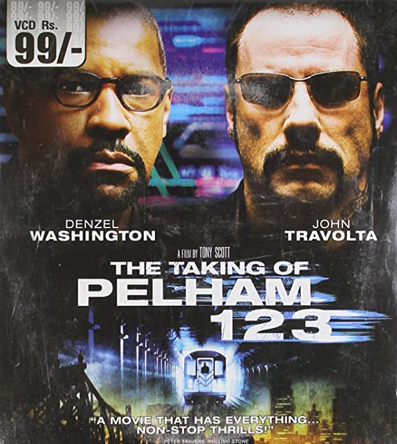 Amazonin Buy The Taking Of Pelham 123 Hindi DVD Blu Ray Online At Best Prices In India