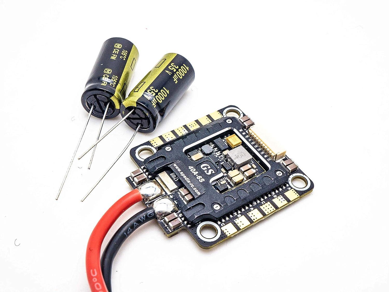 保障できる SPEDIX 3DPOWER GS40 x GS40 40A 2-6s BLHeli32 3DPOWER 4-in-1 BLHeli32 ESC FPV レーシングブラシレスESC 30.5x30.5mm B07H91XGXY, ノシロシ:4c2feadd --- rsctarapur.com