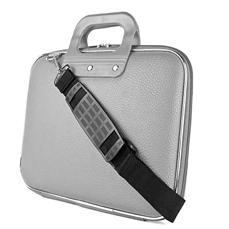 021ae7a702cf Style Homez Stylish Unisex Hard Shell Briefcase Cloud Grey Laptop ...