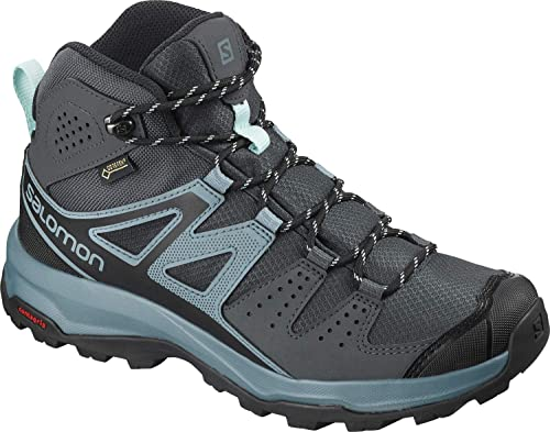 Salomon X Radiant Mid GTX W, Zapatillas de Senderismo para Mujer: Amazon.es: Zapatos y complementos