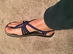 plaka flat summer sandals for women seashell deutsches amazon