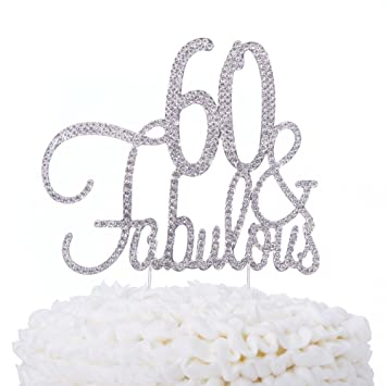 60th Decoration Ideas
