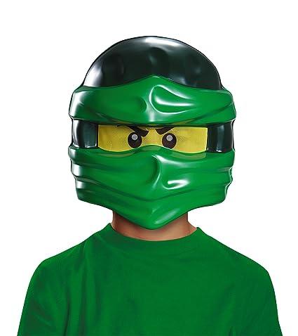 LEGO máscara, niños Ninjago Lloyd s Disfraz Accesorio ...