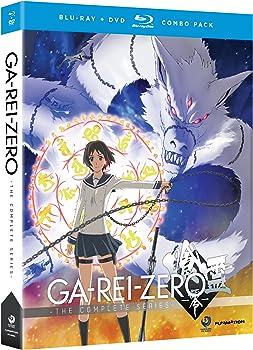 Garei Zero: Complete Series on Blu-ray + DVD