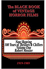 The Black Book of Vintage Horror Films: 1 (Volume One) Kindle Edition