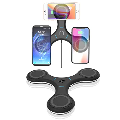 Wireless Charger For Multiple Devices Amazon Com