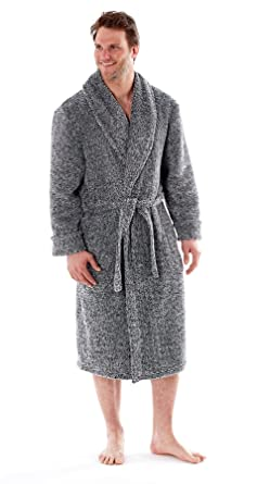 Men s Marl Robe 5dddb7235