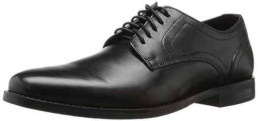 Rockport Men's Style Purpose Plain Toe Oxford Shoe Black 7 M D