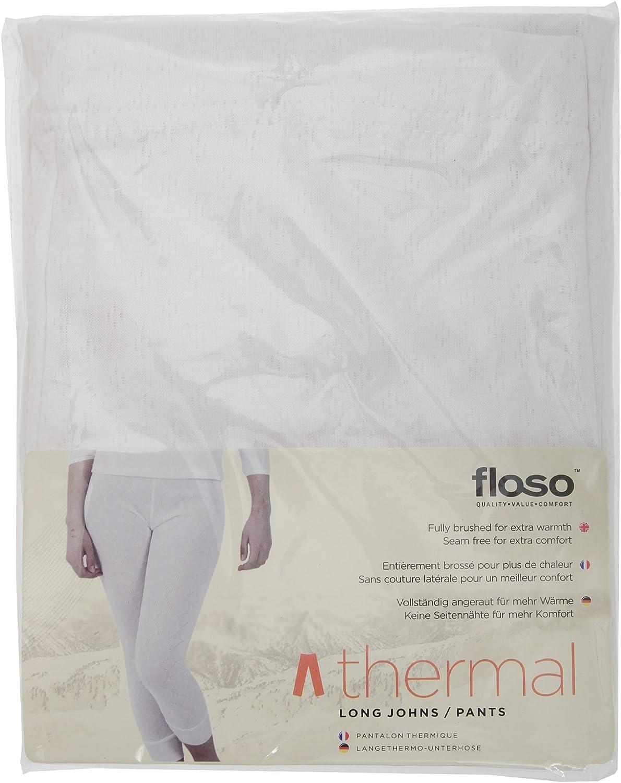Floso FLOSO/® Damen Thermounterhose lang