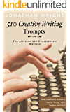 510 Creative Writing Prompts: For Aspiring and Experienced Writers (Bundle) (English Edition)