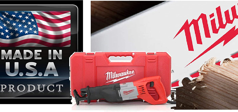 150mm 5 Tpi 5 Milwaukee 48-00-5035 mil48005035 Cuchillas de Sierra caladora