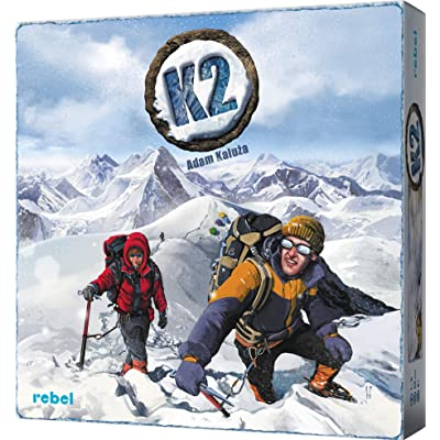 K2 Board Game: Toys & Games