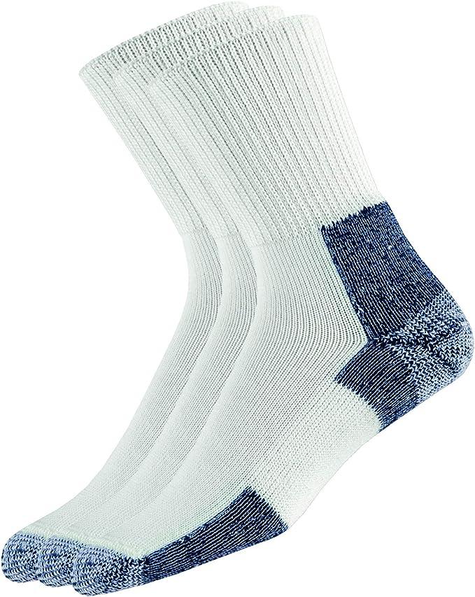 Men's Xj Max Cushion Running Crew Socks