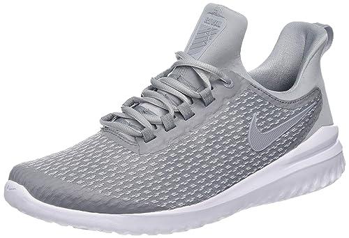 pretty nice 94ed1 0dea9 Nike Men s s Renew Rival Training Shoes, Multicolour (Stealth Wolf  Grey-White 006