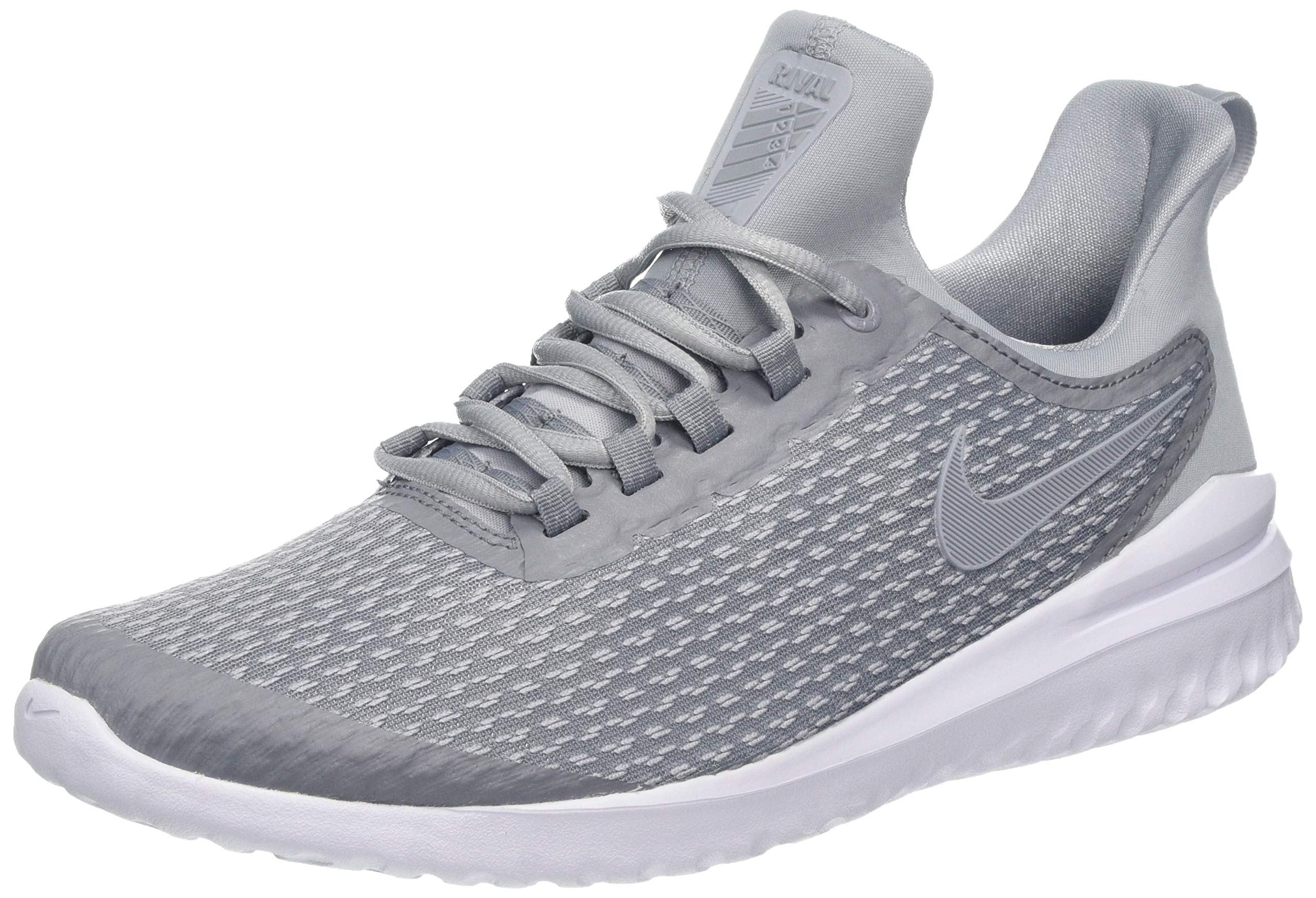 fdec3fd7502803 Galleon - Nike Mens Lunar Hayward Stealth Wolf Grey White Size 12
