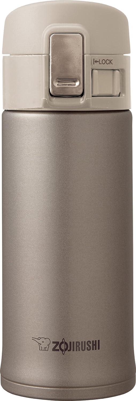 Zojirushi SM-KHE36NL Stainless Steel Mug, 12-Ounce, Champagne Gold