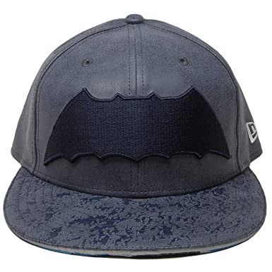 ... canada new era 59fifty hat batman the dark knight return armor navy  blue fitted cap 7 6ba88ed68db8