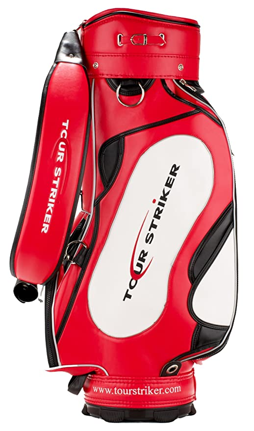 Tour Striker V1 Bag - Bolsa de Carro para Palos de Golf (Hombre)