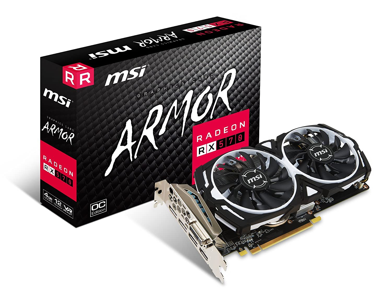 MSI AMD RX 570