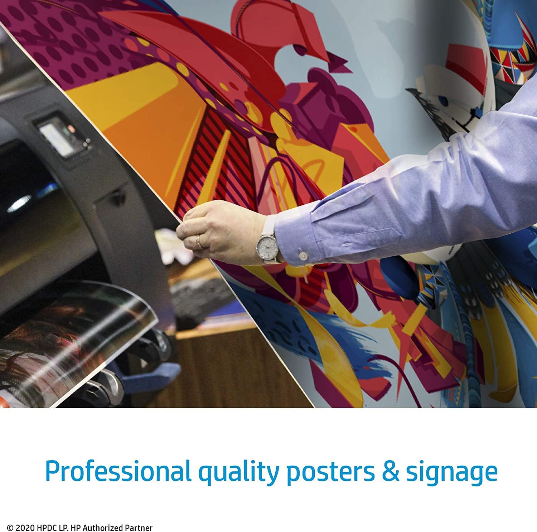 HP C9408A - Cabezal de impresión, 130 ml, Verde/Azul: Hp: Amazon.es: Oficina y papelería