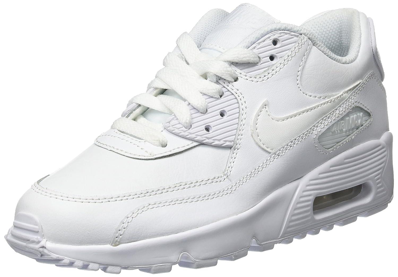 NIKE Jungen Air Max 90 Ltr Gs 833412-100 Sneaker