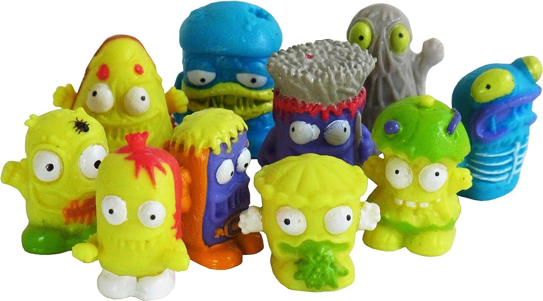 The Trash Pack 10 figuras (diferentes personajes solo, la ...
