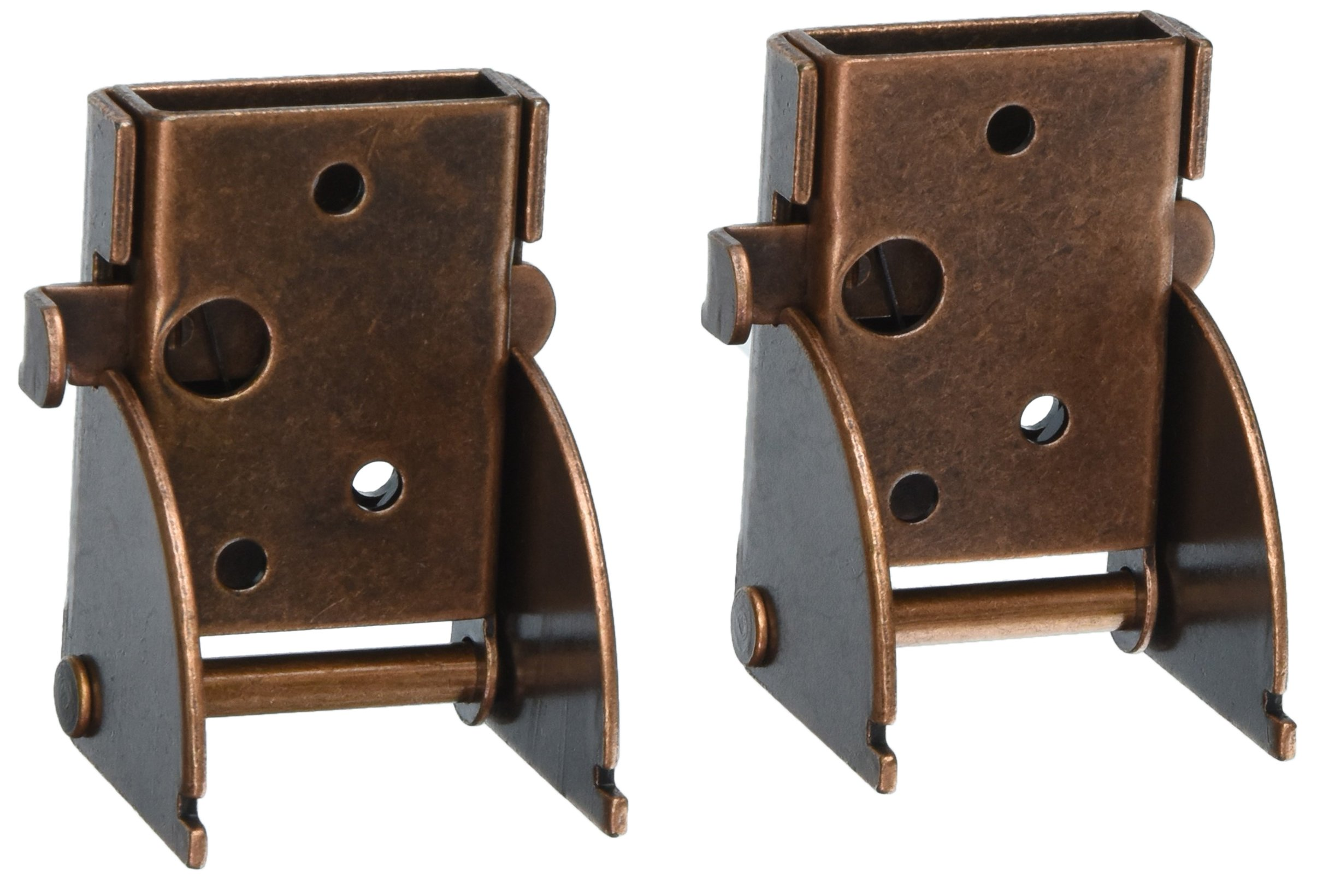 Rockler 32754 Posi-Lock Folding Leg Bracket (Pair) by Rockler