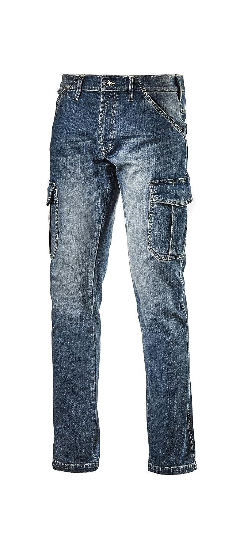 Diadora Utility Pantalone da Lavoro, Stone Cargo ISO 13688:2013