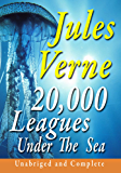 20,000 Leagues Under The Sea  Unabridged and Complete (Translated)