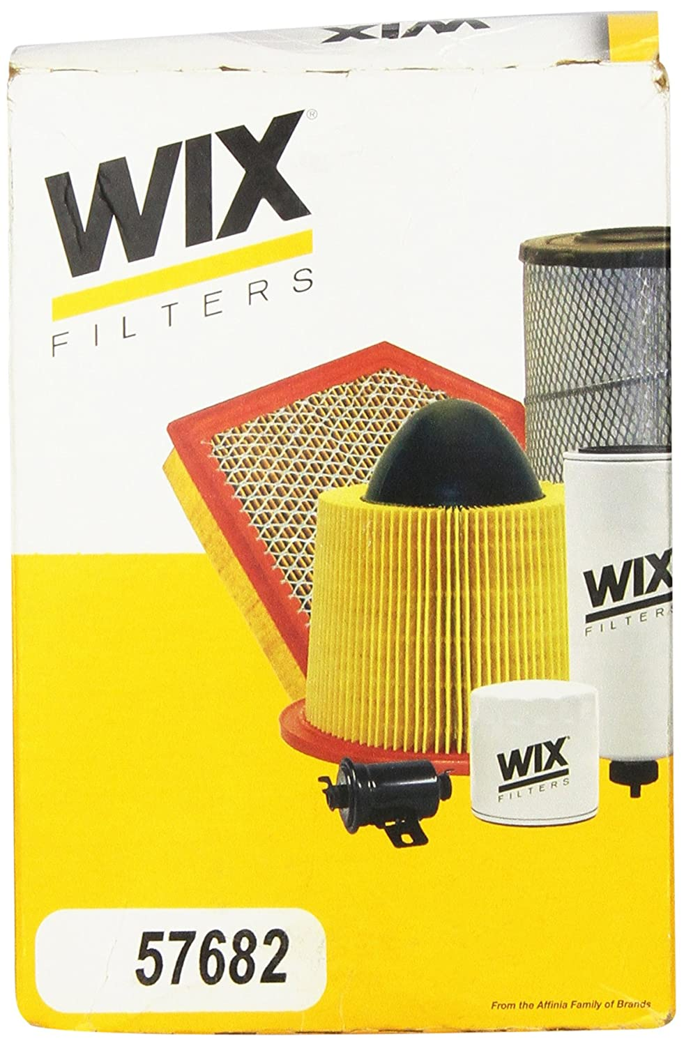 Amazon.com: WIX Filters - 57682 Heavy Duty Spin-On Hydraulic Filter, Pack  of 1: Automotive
