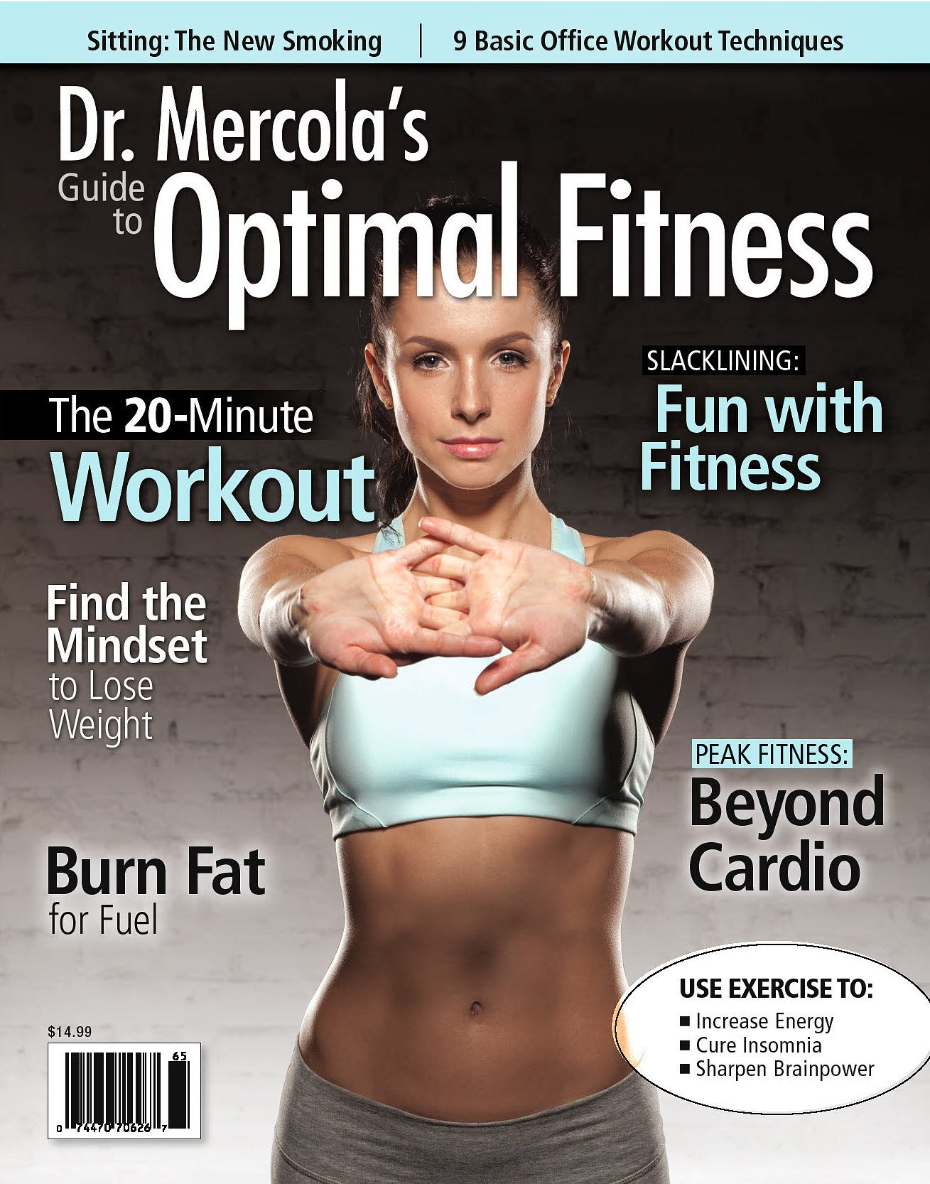 Amazing Dr. Mercolau0027s Guide To Optimal Fitness   Issue 65: Medical Reviewer: Dr.  Joseph Mercola, Kate Hanley: Amazon.com: Books