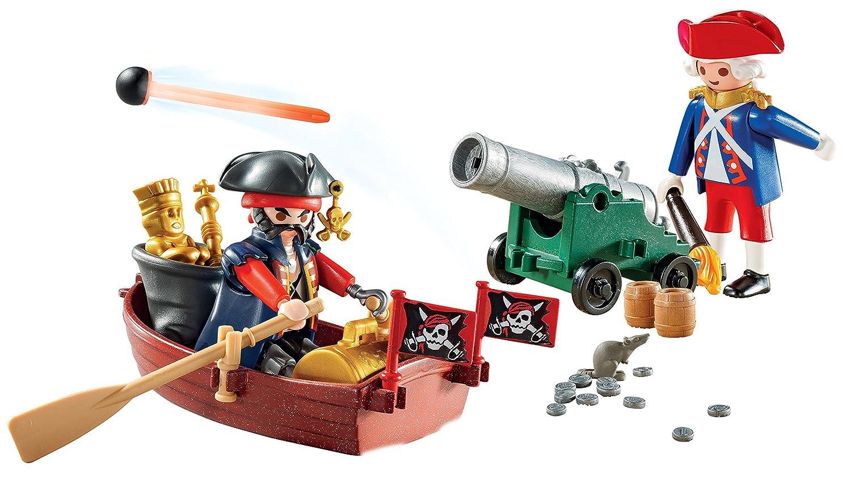 Cranbury 9102 PLAYMOBIL/® Pirate Raider Carry Case Playmobil