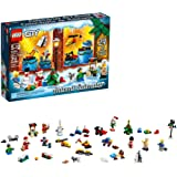 LEGO City Advent Calendar 60201, New 2018 Edition, Minifigures, Small Building Toys, Christmas Countdown Calendar for…