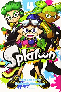 Amazon com: The Art of Splatoon (9781506704005): Nintendo: Books