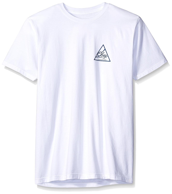 OBEY 163081233-T-shirt Uomo