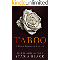 Taboo: a 3 Book Dark Romance Boxset Collection