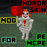 Horror: Skin Mod for MCPE