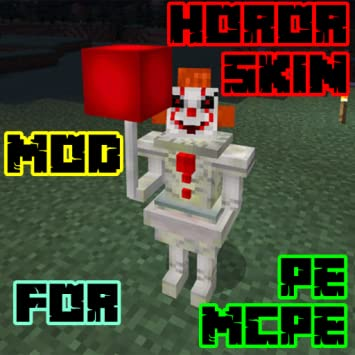 Amazoncom Horror Skin Mod For MCPE Appstore For Android - Skins para minecraft pe terror