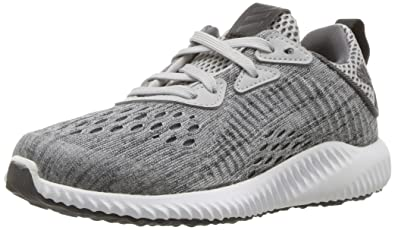 best service 1ac73 9c16f adidas Kids  Alphabounce EM Running Shoe, Grey Five Grey Two White,