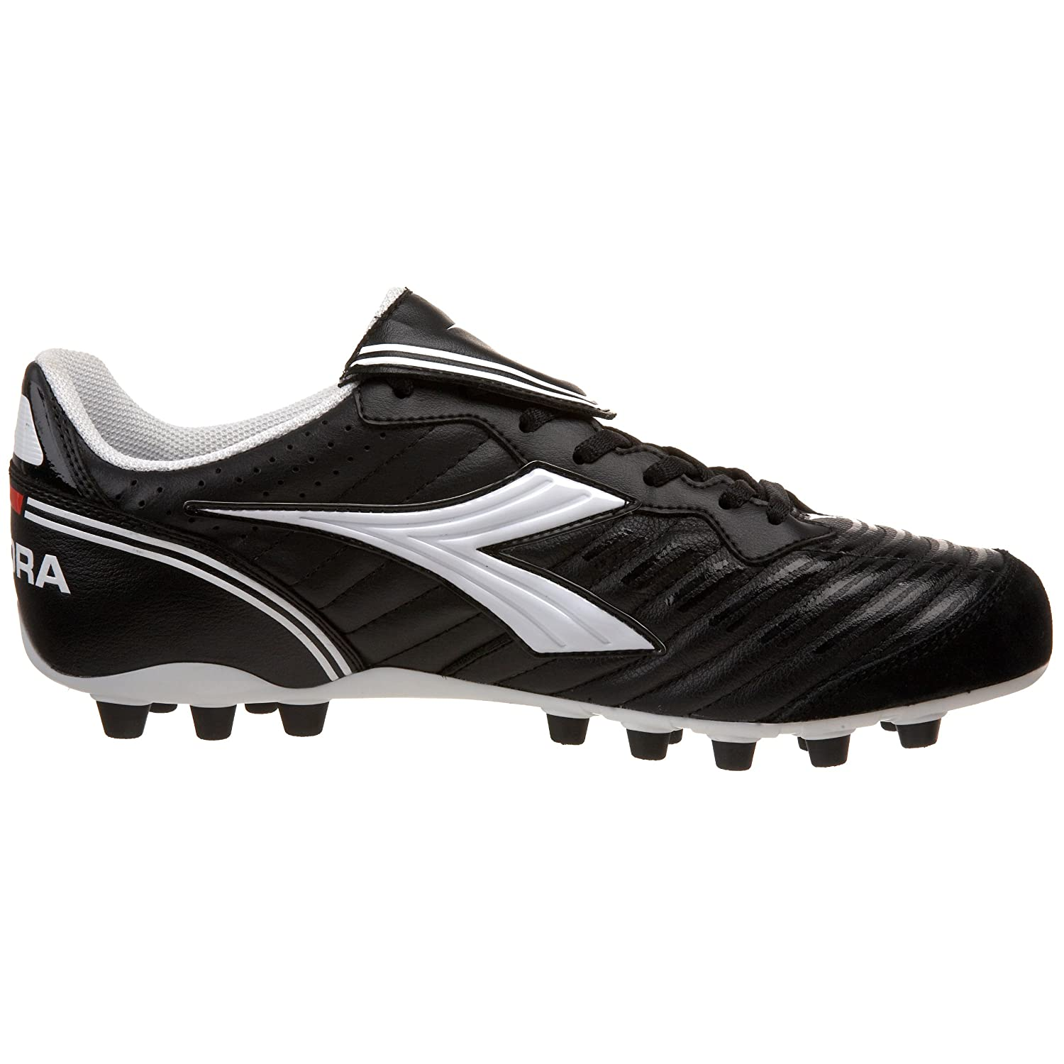 Amazon.com: Diadora Mens Scuddetto LT MD PU 25 Soccer Cleat ...