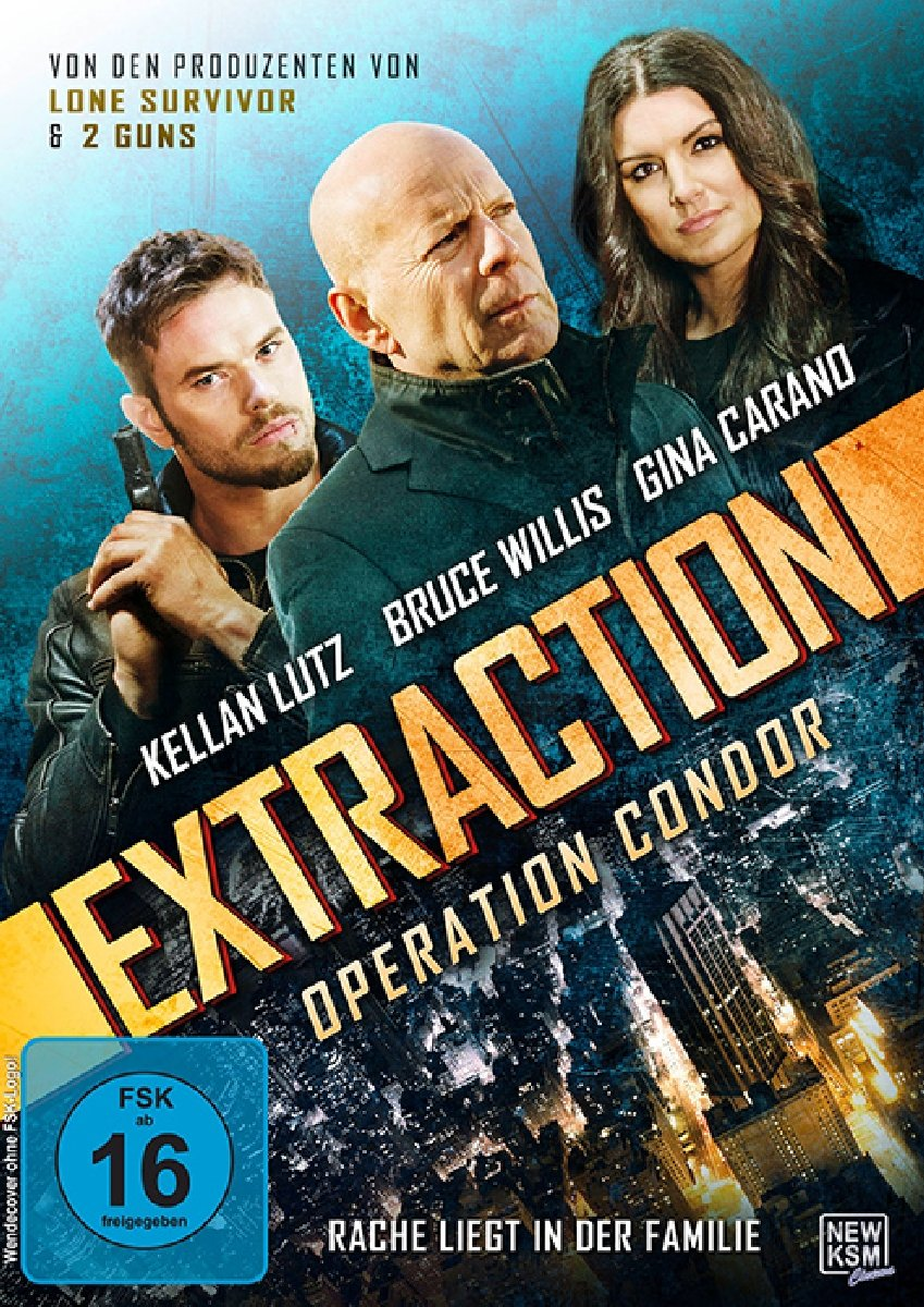 Extraction Operation Condor amazon