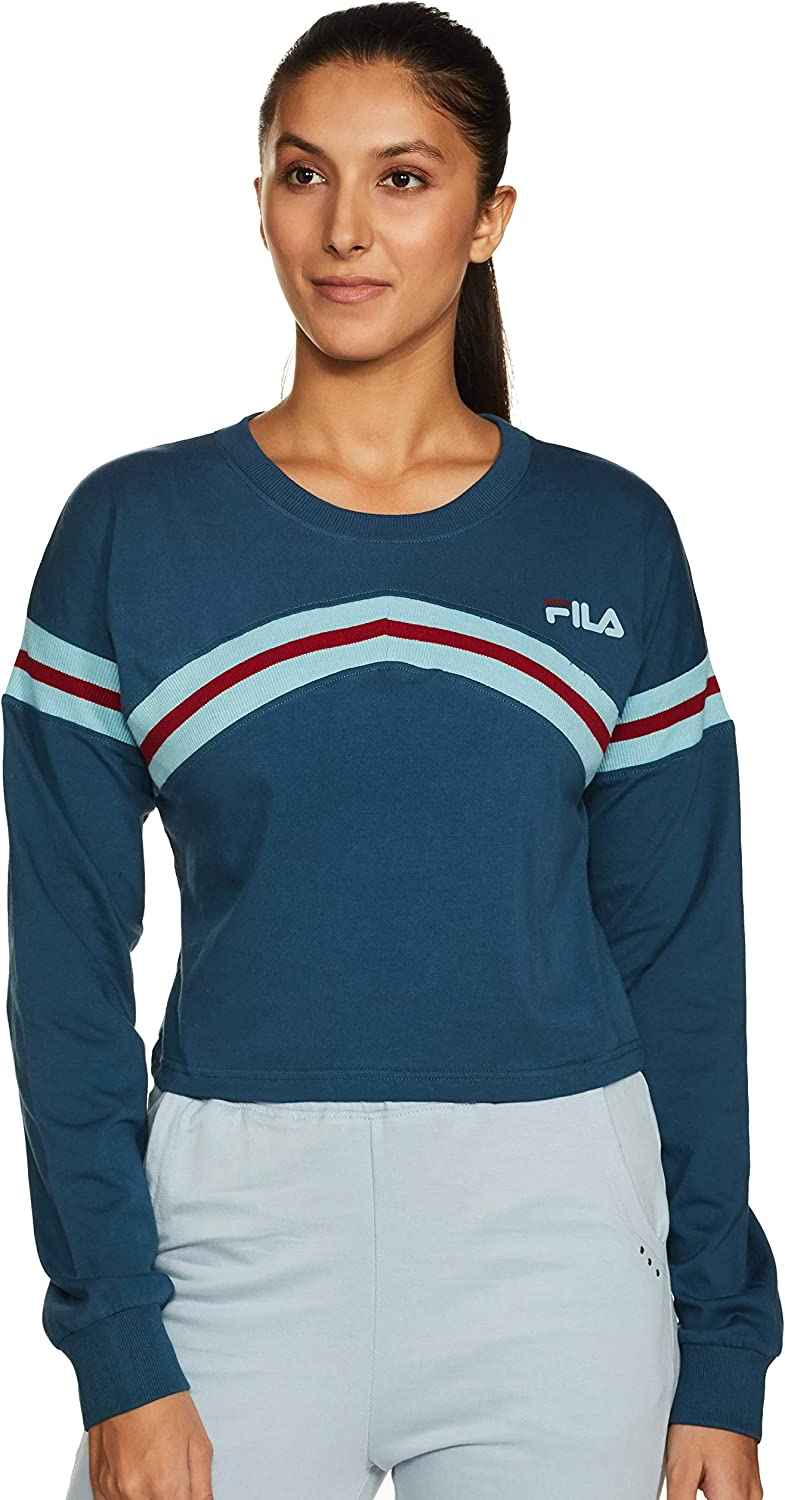 Fila Women's Regular Fit Top