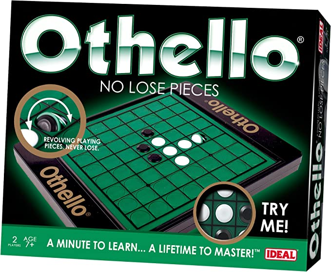 Othello 1987 4 Replacement Double Side Playing Discs// Pieces