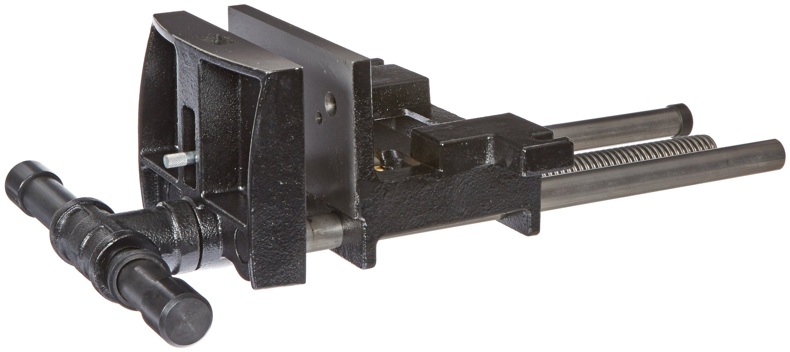 Yost Vises 7WW-DI 7'' Heavy-Duty Ductile Iron Woodworker's Vise by Yost Tools
